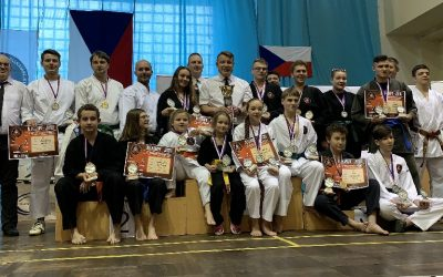 SKP po osmé v řadě obhájil titul Mistra republiky v Allkampf-Jitsu