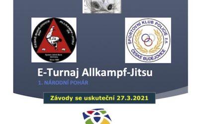 1. kolo Národního poháru mládeže v AKJ (E-turnaj)